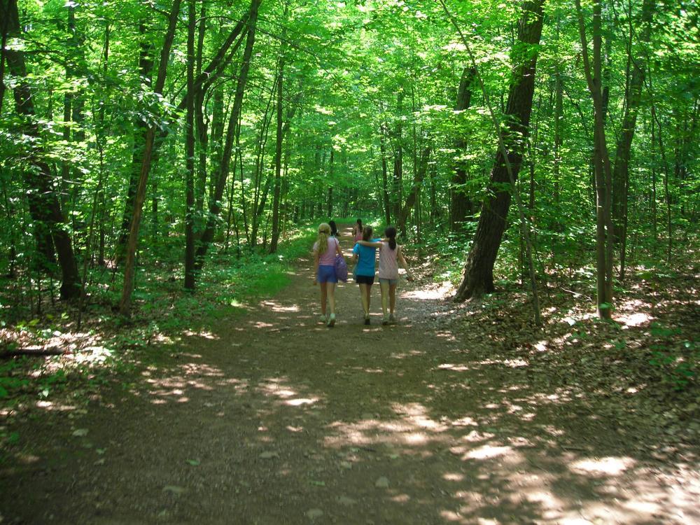 Oak Ridges Trail Association Uxbridge Walker Woods